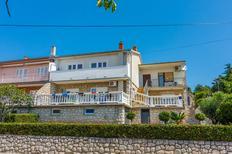 Mieszkanie wakacyjne 1384269 dla 3 osoby w Novi Vinodolski