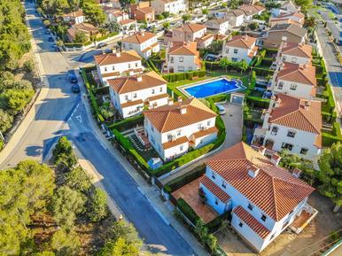 Gemütliches Ferienhaus : Region Costa-Dorada für 7 Personen