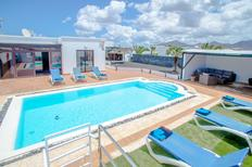 Holiday home 1385426 for 6 persons in Playa Blanca
