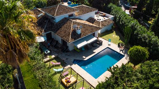 Gemütliches Ferienhaus : Region Costa-del-Sol für 20 Personen