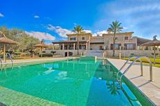Vakantiehuis 1385598 voor 16 volwassenen + 4 kinderen in Ariañy