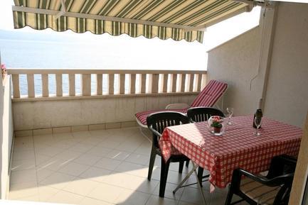 Für 2 Personen: Hübsches Apartment / Ferienwohnung in der Region Brela