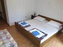 Rekreační byt 1386354 pro 3 osoby v Gradac