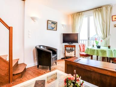Gemütliches Ferienhaus : Region Deauville für 3 Personen