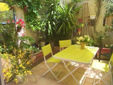 Gemütliches Ferienhaus : Region Avignon für 4 Personen