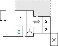 Ferienhaus 1386780 für 5 Personen in Føns