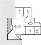 Ferienhaus 1386782 für 6 Personen in Sandager Næs