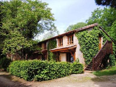 Gemütliches Ferienhaus : Region Aquitanien für 11 Personen