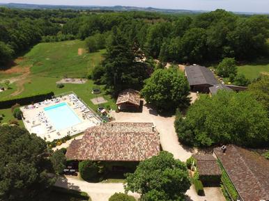 Gemütliches Ferienhaus : Region Aquitanien für 20 Personen