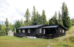 Gemütliches Ferienhaus : Region Gebirgsnorwegen für 6 Personen