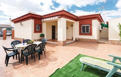 Holiday home 1388431 for 6 adults + 1 child in Matalascañas