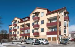 Appartement 1388488 voor 2 personen in Visby