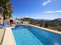 Villa 1388612 per 8 persone in Benissa