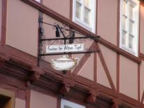 Holiday apartment 1389103 for 5 adults + 1 child in Quedlinburg