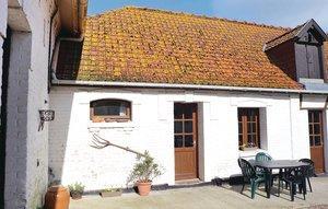 Gemütliches Ferienhaus : Region Nord-Pas-de-Calais für 3 Personen