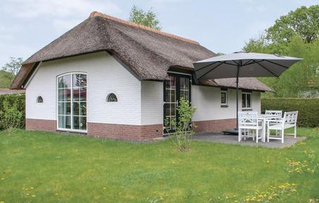 Gemütliches Ferienhaus : Region Gelderland für 6 Personen