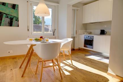 Für 4 Personen: Hübsches Apartment / Ferienwohnung in der Region Brissago