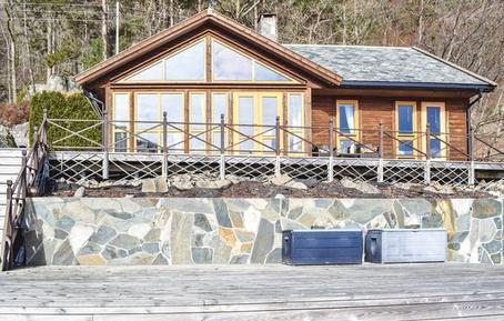 Gemütliches Ferienhaus : Region Vest-Agder für 8 Personen