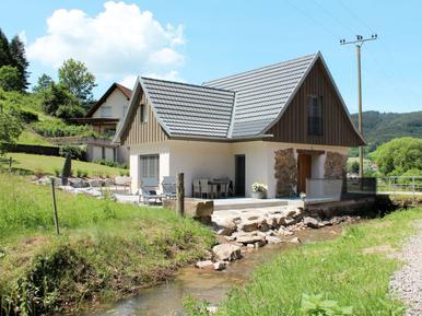 Gemütliches Ferienhaus : Region Schwarzwald für 4 Personen