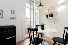 Etværelseslejlighed 1392138 til 2 personer i Porto