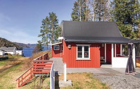 Gemütliches Ferienhaus : Region Vestfold für 6 Personen