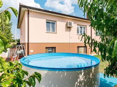 Gemütliches Ferienhaus : Region Rovinj für 5 Personen