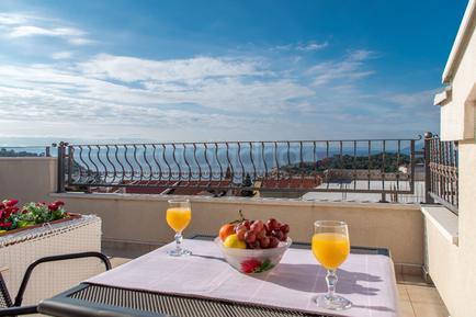 Für 2 Personen: Hübsches Apartment / Ferienwohnung in der Region Makarska