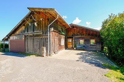 Gemütliches Ferienhaus : Region Vorarlberg für 10 Personen