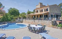 Holiday home 1393508 for 8 persons in Santa María del Cami