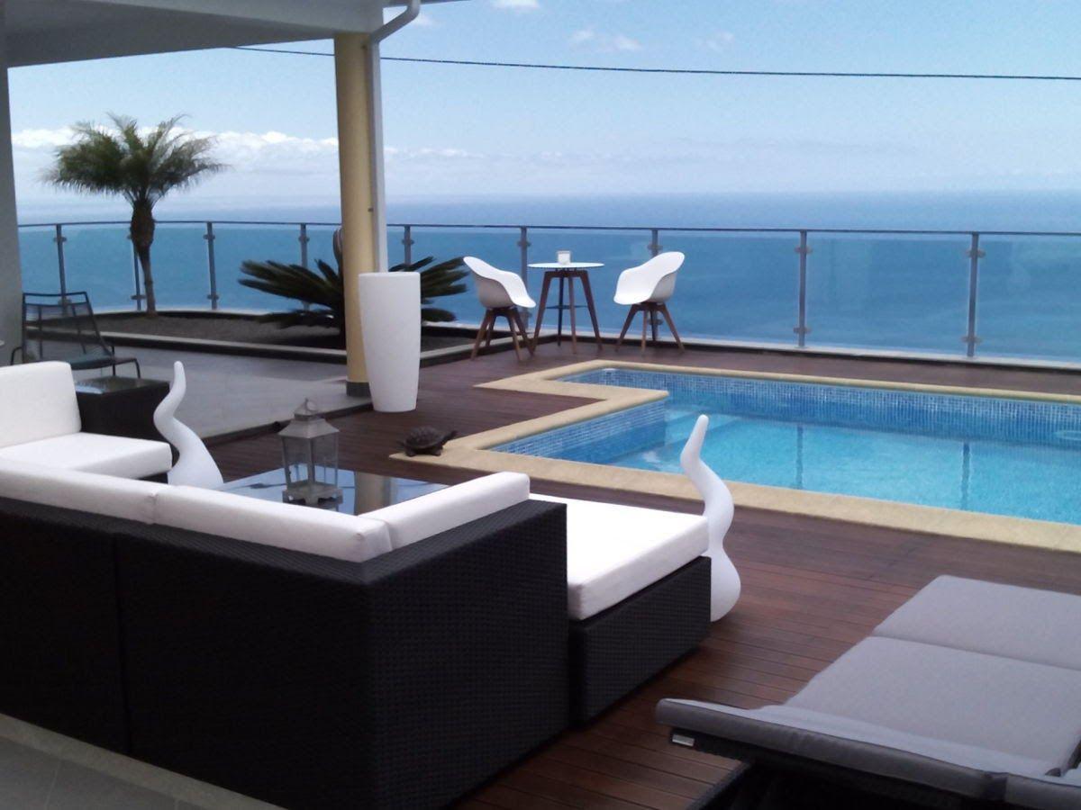 Ferienhaus mit Privatpool für 6 Personen in A