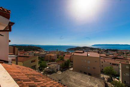 Für 5 Personen: Hübsches Apartment / Ferienwohnung in der Region Makarska