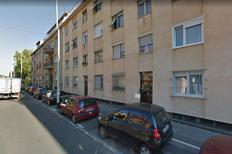 Appartement 1393922 voor 2 personen in Zagreb