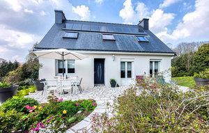 Gemütliches Ferienhaus : Region Bretagne für 9 Personen