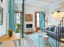 Rekreační byt 1394398 pro 4 osoby v Barcelona-Sant Martí