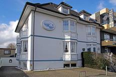 Ferielejlighed 1394402 til 2 personer i Cuxhaven-Duhnen
