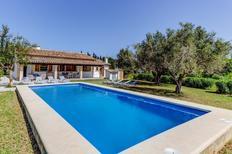 Ferienhaus 1394698 für 8 Personen in Pollença
