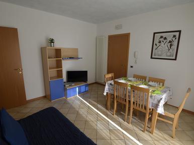 Gemütliches Ferienhaus : Region Cattolica für 5 Personen