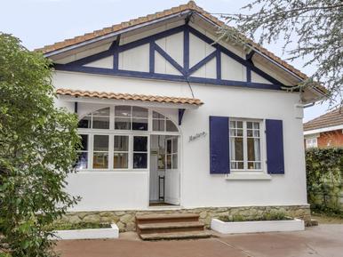 Gemütliches Ferienhaus : Region Arcachon für 10 Personen
