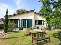 Maison de vacances 1395844 pour 8 personnes , Montalivet-les-Bains