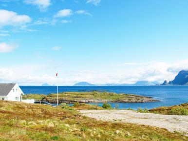 Gemütliches Ferienhaus : Region Nordland für 6 Personen