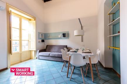 Für 6 Personen: Hübsches Apartment / Ferienwohnung in der Region Palermo