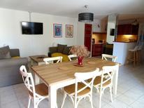 Appartement 1397352 voor 6 personen in Aigues-Mortes