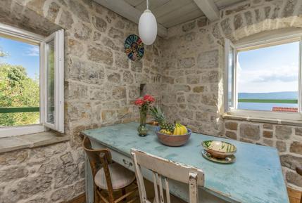 Gemütliches Ferienhaus : Region Makarska Riviera für 3 Personen