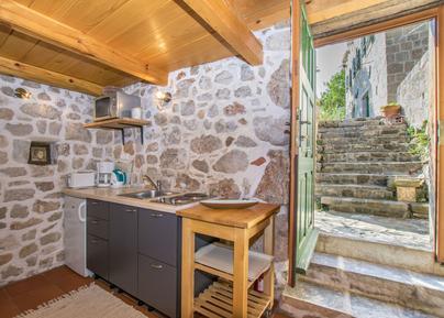 Gemütliches Ferienhaus : Region Makarska Riviera für 2 Personen