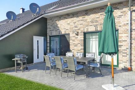 Gemütliches Ferienhaus : Region Nordseeküste Deutschland für 8 Personen