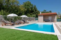 Holiday home 1398199 for 4 adults + 1 child in Labin