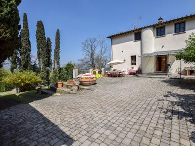 Gemütliches Ferienhaus : Region Barberino di Mugello für 7 Personen