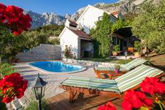 Holiday home 1398416 for 4 persons in Puharići by Makarska