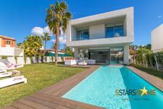 Villa 1398733 per 8 persone in Playa de Muro