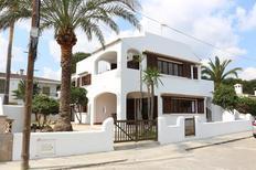 Appartement 1398741 voor 4 personen in Playa de Muro